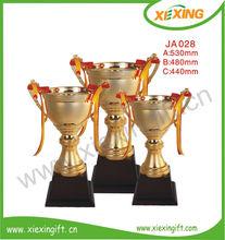 customized metal elegant wholesale trophy parts