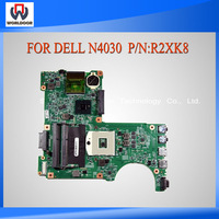 High Quality Intel HM55 Motherboard For Dell Laptop N4030 R2XK8 DDR3 Mainboard Fully Tested