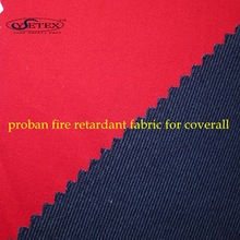 Weis hot sale 100 cotton flame resistant and shrink-resistant fabric for uniform