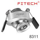 1watt mini adjustable beam eyeball led recessed ceiling lights with zoomable spotlight