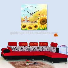 Fashionable gift 12 inch wall watch wall clock
