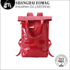 Newest Design PU material Solar Backpack Bag