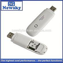 Factory manufacturer portable cheap unlocked 3g usb modem