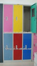 6 door metal locker cabinet/ gym locker/ storage cupboard (MY-26)