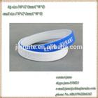 cheap custom silicone slap bracelet wholesale