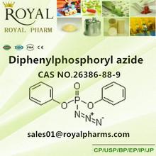 Diphenylphosphoryl azide CAS No.26386-88-9
