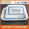 Advantages Of Tray Service / Melamine Tray set / Room Service Tray