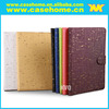 blingbling flip case for ipad mini,with wake up and sleep function leather case for ipad mini,