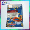 Eco friendly packaging plastic bag for snack packaging