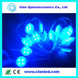 colorful flexible led module house or outdoor decoration