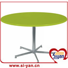 pvc faced outdoor wooden table tops
