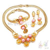 Pendant sets authentic custom design direct from turkey manufacturer pakistan bridal jewelry sets
