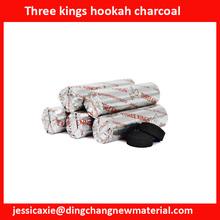 33mm shisha charcoal three kings