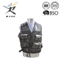 sand filled weighted vests