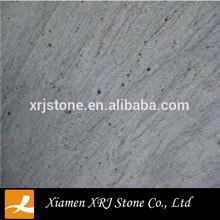 Polished Granite Tile White Polished River Rock