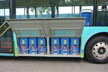 electric bus electric car battery 580V 600Ah