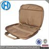 High quality waterproof tan tactical pistol gun bag