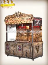 Chinese Toy crane machine/2014 Hot sale/Treasure Chest