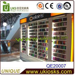 Customized service mobile phone shop design/mobile phone shop interior design for sale