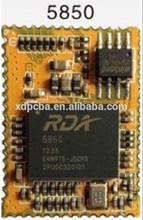 stereo V2.1+EDR transmission bluetooth module with FM radio