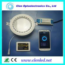 led downlight 3 inch riyueguanghua clenlight