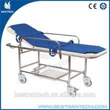 BT-TR013 transport trolley hospital patient transfer board stretcher