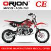 China Apollo ORION CE 125cc dirt bike pit bike 125cc Kid Bike AGB-21G E-START