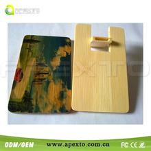 High Quality usb flash drive pens wooden