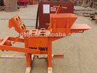 clay target QMR2-40 manual compressed earth block making machine suppliers in south africa