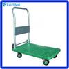 300kg Small Plastic Platform Heavy Duty Loading Trolley LH300-DX