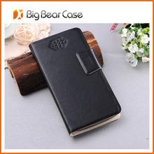 universal wallet leather flip case for lg optimus l3 e400