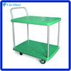 150kg Small Plastic Platform Heavy Duty Loading Trolley LH150-T2