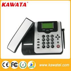 Cheap Outdoor External Antenna Desktop Triple Gsm Phone