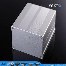 106-55-100 mm 4.17''x2.13''x3.93'' extruded aluminum electronics enclosures