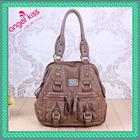2014 women PU handbags young ladies handbags imported handbags from China