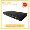 100M 8 SFP +1 RJ45 Ethernet Switch with eight SFP ports(OEM)