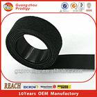 black adjustable nylon strap for fastening