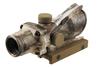 Acog style 1X32 fiber dot sight tactical rifle scope Atacs camouflage scope GZ20045E