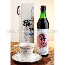 FOS Plum Essence Plum Fruit Vinegar Concentrate