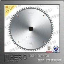 Solid carbide wood cutting circlar saw blade