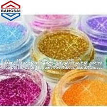 BL 2014 hot sale glitter leather of factory
