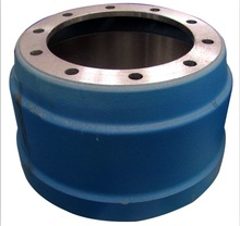 Outboard Drum Square Tube Rear L1 semi-trailer brake drum with high quality