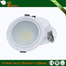 2014 new products on market led downlight casing new design for led saa cob 15w downlights