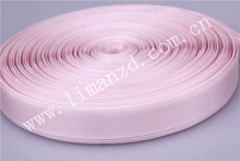 pink 6/8 grosgrain ribbon nylon for bags accesso