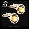 high quality custom cufflinks blanks wholesale