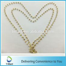 sparkling wedding trim crystal beaded chains