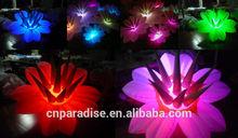 led lighting inflatable christmas party decor, inflatable club balloon party decoration, wedding inflatable decoration (ls012)