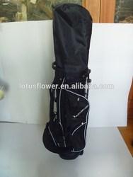 2015 fashion Design OEM Golf Gear USA Dogleg Golf Bag