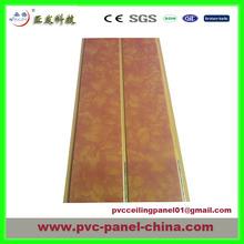pvc ceiling building material for africa market design