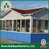 prefab building materials